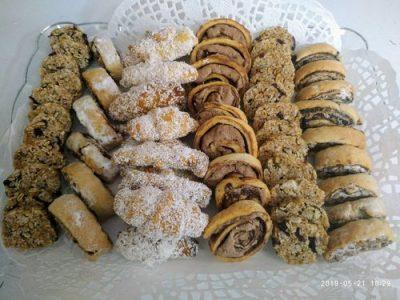 מגש אירוח עוגיות בוטיק